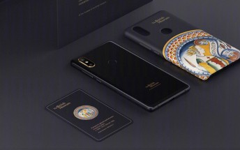 Special Art Edition of Xiaomi Mi Mix 2S sells out in a flash