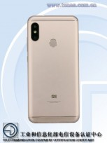 Xiaomi Redmi 6 Plus/Pro on TENAA