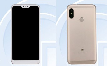 Mid-range Xiaomi with a notch revealed by TENAA
