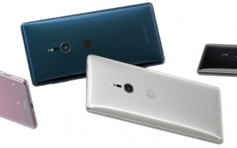 Sony Xperia XZ2 and XZ2 Compact get Google Lens in the camera app
