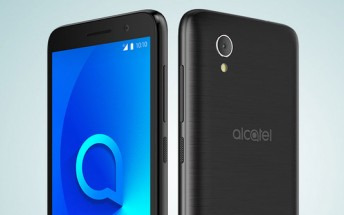 alcatel 1 Android Go smartphone goes official, costs $89