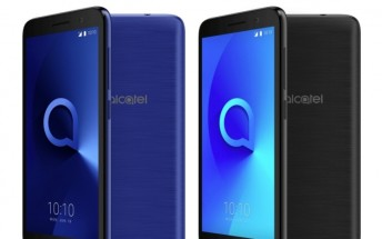 alcatel 1 revealed with even lower-end specs than the 1x, Android Oreo (Go Edition) still on board