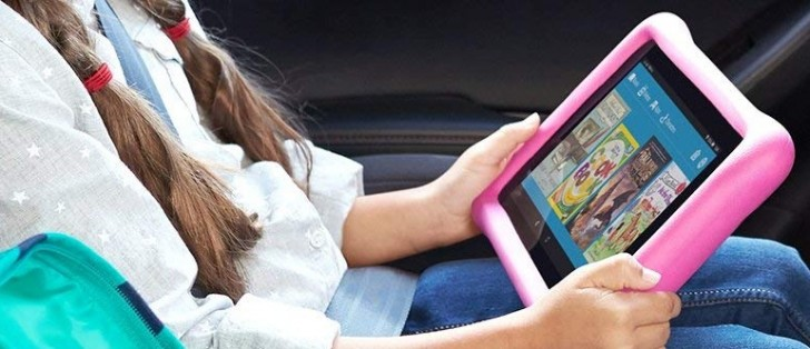 Amazon releases Fire HD 10 Kids Edition tablet and a dock