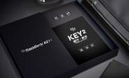 BlackBerry Key2 China launch set for June 8