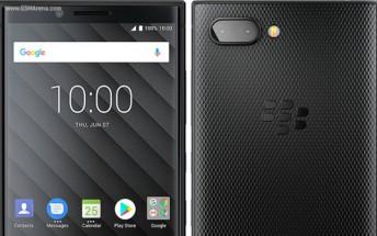BlackBerry Key2 pre-orders kick off in the UK