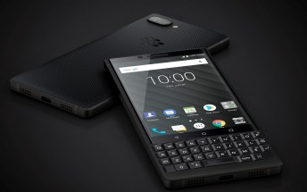 BlackBerry Key2 is a love letter to physical buttons and sharp edges