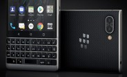 BlackBerry Key2 leaks in press render, shows off its physical keyboard and dual rear cameras