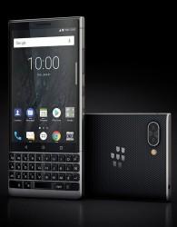 BlackBerry Key2 leaked renders