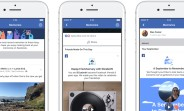 Facebook's new Memories feature puts all your memories in one place