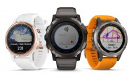 Garmin launches fenix 5 Plus multisport GPS watch