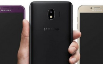 Samsung Galaxy J4 goes on sale in India for $150