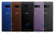 Samsung's Galaxy Note9 to get a brown variant