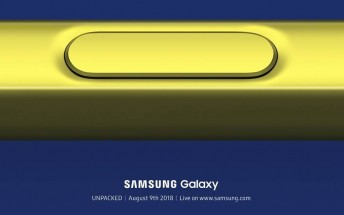FCC listing for Samsung Galaxy Note9's S Pen confirms Bluetooth support