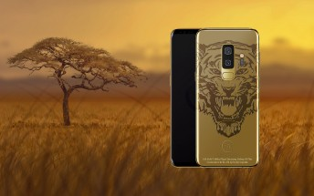 Samsung Galaxy S9 and Galaxy S9+ get plated with precious metals