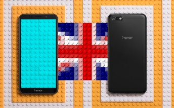 Huawei Honor 7s launches in the UK at £99