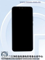 Huawei Nova 3 (PAR-AL00), photos by TENAA