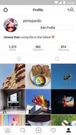 Instagram Lite screenshots