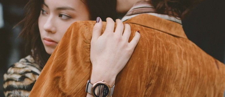 Marc Jacobs Releases Riley Touchscreen Watch With Android Wear Gsmarena Com News