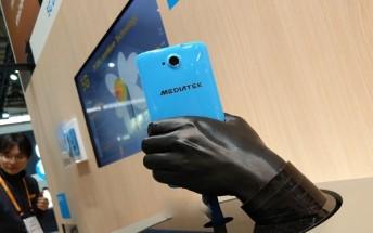MediaTek's first 5G modem is Helio M70, coming in 2019 smartphones