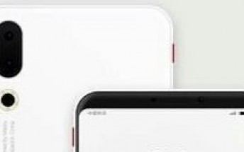 Meizu 16 will feature an in-display fingerprint and impressive screen-to-body ratio