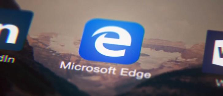New beta of Microsoft Edge for Android brings AdBlock Plus