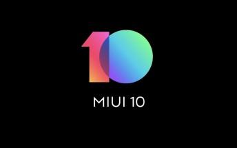 MIUI 10 goes global - performance, camera and UI improvements
