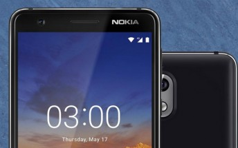 Nokia 3.1 goes on sale in US