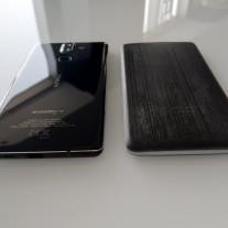 Nokia 8 Sirocco early prototypes