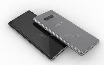 Samsung Galaxy Note9 512GB variant to be available in Korea