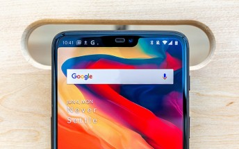 OxygenOS 5.1.6 for OnePlus 6 brings front camera portrait mode, squashes a few bugs