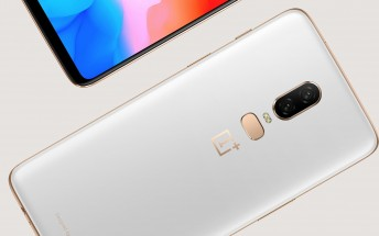 Silk White OnePlus 6 is available again, act fast if you want one