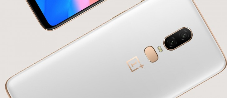 Silk White OnePlus 6 is available again, act fast if you