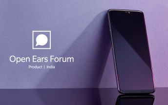 OnePlus will hold its next Open Ears community event in India next month