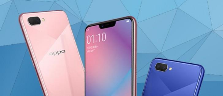 Oppo A3s specs unveiled - GSMArena com news