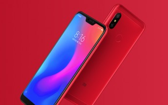 Xiaomi Redmi Note 6 Pro live photo confirms some specs
