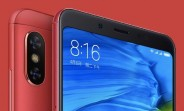 Xiaomi Redmi Note 5 gets new Flame Red color option