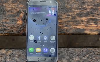 Samsung dual-SIM Galaxy S7 Duos finally gets the Oreo update