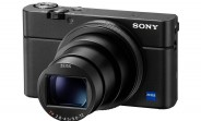 Sony announces RX100 VI with 24-200mm lens
