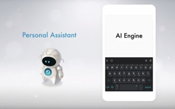 TouchPal keyboard now with AI for more interactive typing experience