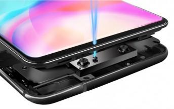 vivo announces 3D face sensing, 10 times more accurate than Apple's