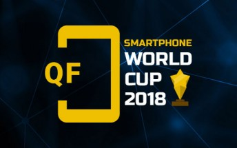 Smartphone World Cup: quarter finals