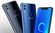 alcatel 5V debuts with notched screen, dual rear cameras, 4,000 mAh battery