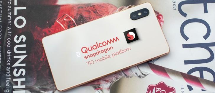 Benchmarking the Snapdragon 710 - GSMArena com news