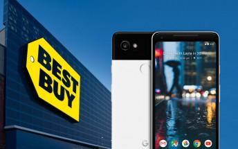 Deal: Pixel 2 XL for Verizon is $300, the Pixel 2 is $150 off