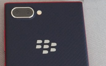 BlackBerry Key2 to have Lite version, leaked photo suggests