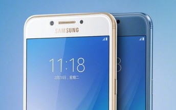 Samsung starts beta testing for Oreo on Galaxy C5 Pro