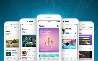 Counterclockwise: the first app store
