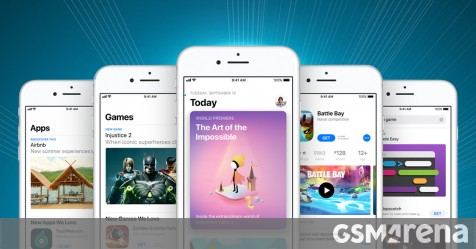 Counterclockwise: the first app store - GSMArena com news