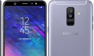 Samsung launches Galaxy Jean, a rebranded Galaxy A6+ (2018)
