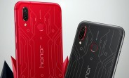 Honor Play Special Edition goes on sale on August 1 with laser engraved lines on the back